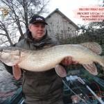 RECORD PERSO BATTU Brochet 103 cm- 14kg Pris par Christophe Nov 2014 LOGO